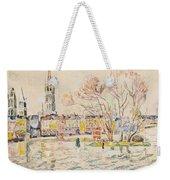 Rouen Weekender Tote Bag
