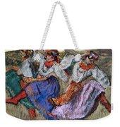 Russian Dancers Weekender Tote Bag