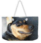 Silly Dawg Weekender Tote Bag