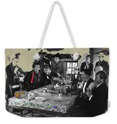Stagecoach Cast Publicity Photo 1939  Weekender Tote Bag