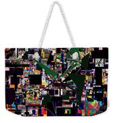 Wiping Out The Language Of Amalek 16 Weekender Tote Bag