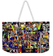 Wiping Out The Language Of Amalek 19 Weekender Tote Bag