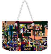 Wiping Out The Language Of Amalek 25 Weekender Tote Bag