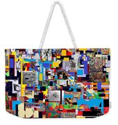 Wiping Out The Language Of Amalek 8 Weekender Tote Bag
