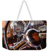 Steering Mercury Weekender Tote Bag