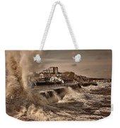 Storm Surge  Weekender Tote Bag