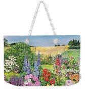 Summer From The Four Seasons Weekender Tote Bag