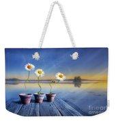Summer Morning Magic Weekender Tote Bag