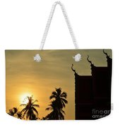 Sunset In The Tempel Weekender Tote Bag