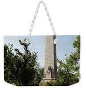 Tercentennial Jamestown Monument Weekender Tote Bag