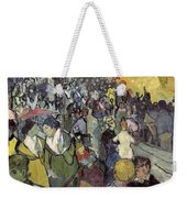The Arena At Arles Weekender Tote Bag