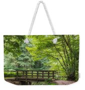 The Bridge Birches Valley Cannock Chase Weekender Tote Bag