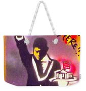 The Butler From The Bottom Weekender Tote Bag