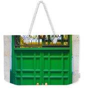 The Doors Of Madrid Spain Xii Weekender Tote Bag