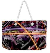 The Electric Body Feel That Mdma Brings To The Acid Body Load Weekender Tote Bag