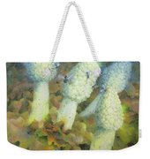 The Green Man With Fly Agaric Weekender Tote Bag