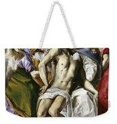 The Holy Trinity Weekender Tote Bag