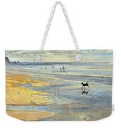 The Little Acrobat  Weekender Tote Bag by Timothy  Easton