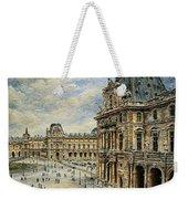 The Louvre Museum Weekender Tote Bag