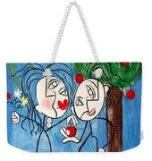 The Power Of Persuasion  Weekender Tote Bag