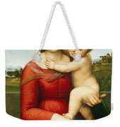 The Small Cowper Madonna Weekender Tote Bag