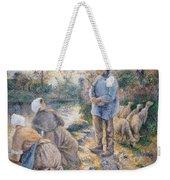 The Washerwomen Weekender Tote Bag
