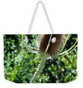 Thistle Plant Weekender Tote Bag