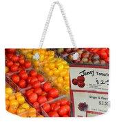 Tomatoes Nj Special Weekender Tote Bag