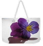 Transparency 3 Weekender Tote Bag