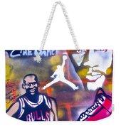 Truly Michael Jordan  Weekender Tote Bag