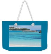 A Vision Of Turtle Bay, Bermuda Weekender Tote Bag