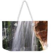 Veil Of Water Weekender Tote Bag