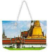 Wat Phra Kaew - Bangkok Weekender Tote Bag