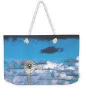 Water Windmill Weekender Tote Bag