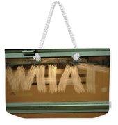 What  Urban Writers ' 2007 Weekender Tote Bag