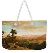 Wind River Country Weekender Tote Bag