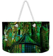 Haunted Mansion Poster Work A Weekender Tote Bag