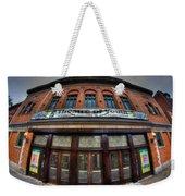 001 Allendale Theatre  Weekender Tote Bag