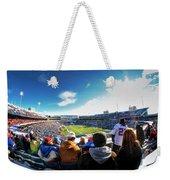 001 Buffalo Bills Vs Jets 30dec12 Weekender Tote Bag