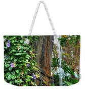 001 Falling Waters For The Cactus Lover In You Buffalo Botanical Gardens Series Weekender Tote Bag
