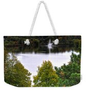 001 Hoyt Lake Autumn 2013 Weekender Tote Bag