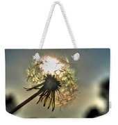 001 Make A Wish At Sunset Weekender Tote Bag