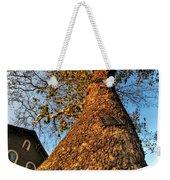 001 Oldest Tree Believed To Be Here In The Q.c. Series Weekender Tote Bag