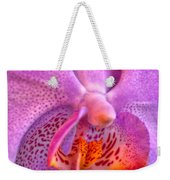001 Orchid Summer Show Buffalo Botanical Gardens Series Weekender Tote Bag