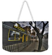 001 Sidelines Sports Bar And Grill Weekender Tote Bag