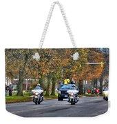 001 Turkey Trot 2014 Weekender Tote Bag