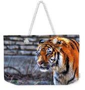 0010 Siberian Tiger Weekender Tote Bag