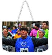 0010 Turkey Trot 2014 Weekender Tote Bag