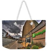 0011 Holiday Inn On Delaware Ave Buffalo Ny Weekender Tote Bag