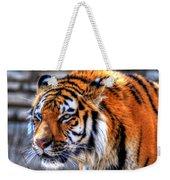 0011 Siberian Tiger Weekender Tote Bag